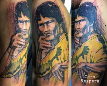 Bruce Lee - Caro Vespera