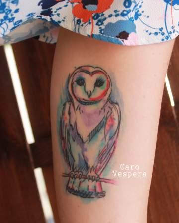 Owl - Caro Vespera